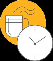 Logo Webinar Uhrzeit